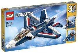 Синий Реактивный Самолет НОВИНКА LEGO Creator (Креатор)
