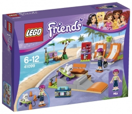 Скейт-парк LEGO Friends (Подружки)