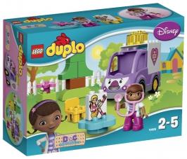 Скорая помощь Доктора Плюшевой LEGO DUPLO (Дупло)