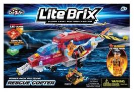 Спасательный вертолет LITE BRIX