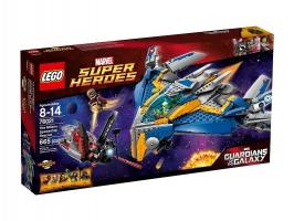 Спасение космического корабля Милано LEGO Super Heroes (Супер Герои)