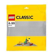 Строительная пластина серого цвета LEGO Classic (Классик)