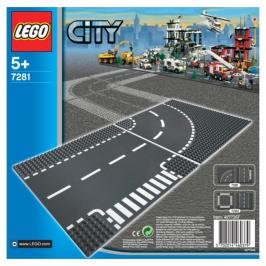 Т-образная развязка LEGO City (Город)