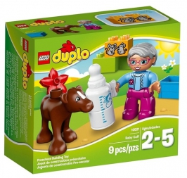 Теленок LEGO DUPLO (Дупло)