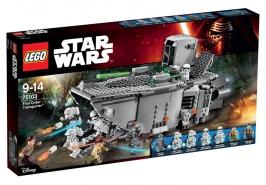 Транспорт Первого Ордена LEGO Star Wars (Звездные Войны)