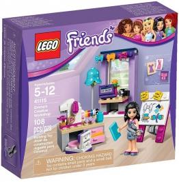 Творческая мастерская Эммы НОВИНКА LEGO Friends (Подружки)