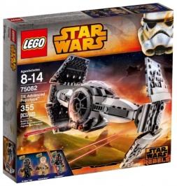 Улучшенный Прототип TIE Истребителя LEGO Star Wars (Звездные Войны)