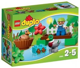 Уточки в лесу LEGO DUPLO (Дупло)