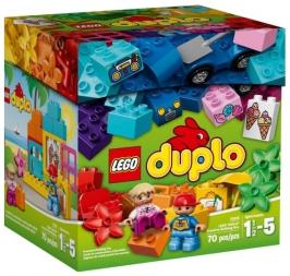 Весёлые каникулы LEGO DUPLO (Дупло)