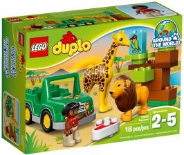 Вокруг света: Африка НОВИНКА LEGO DUPLO (Дупло)