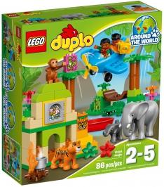 Вокруг света: Азия НОВИНКА LEGO DUPLO (Дупло)