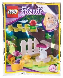 Забавный кролик LEGO Friends (Подружки)
