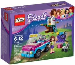 Звездное небо Оливии НОВИНКА LEGO Friends (Подружки)